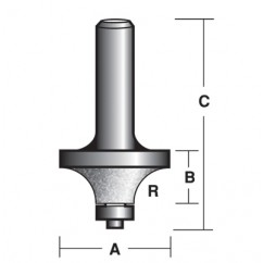 Diamond Coated Router Bits
