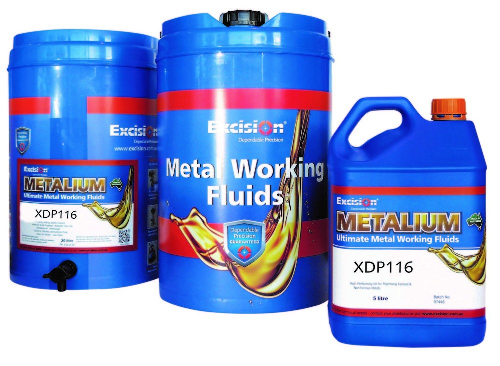 Mist Applied Coolants - XDP116