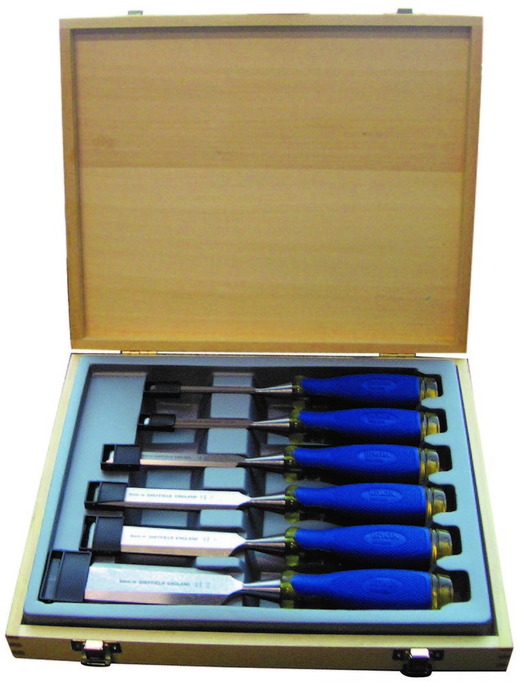 Premium Wood Chisel Set
