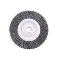 Crimped Wire Wheels - S.Steel