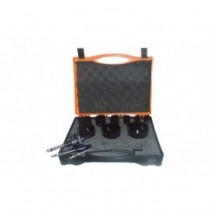 HSS Holesaw Sets - Fine Tooth