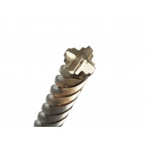 SDS Plus 4 Cut Drill Bits