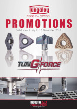 Tungaloy Promotions
